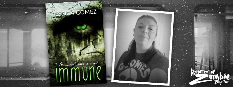Jessica Gomez   Immune   Winter of Zombie 2016