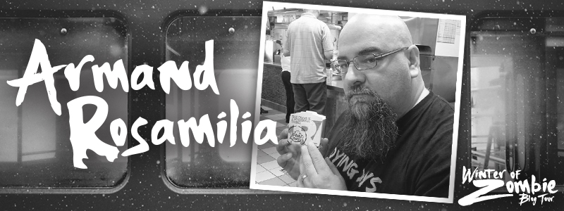 Armand Rosamilia | Winter of Zombie 2016
