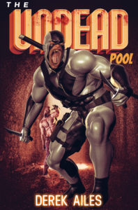 Ailes Derek pic cover first book undead pool official book cover
