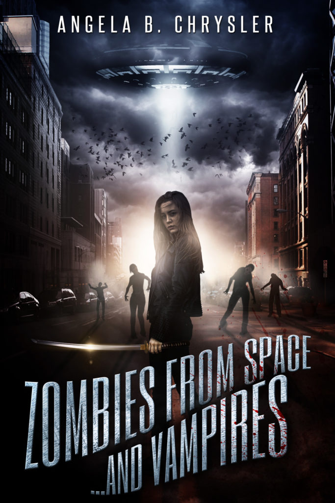Chrysler pic cover Zombies From Space...and Vampires