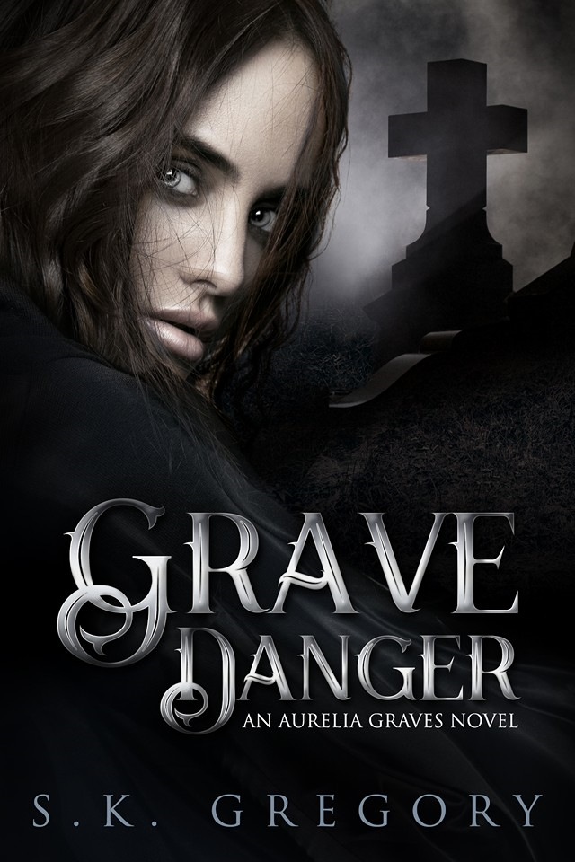Gregory pic cover bonus Grave Danger